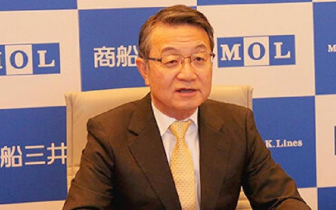 MOL chief pledges to never allow another incident like Wakashio