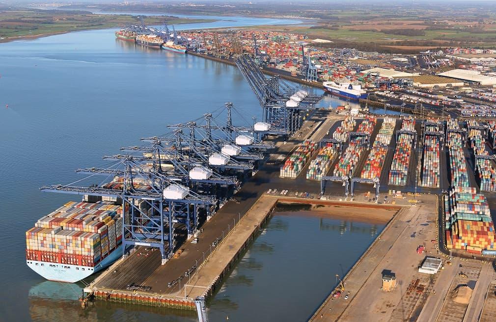 Port Of Felixstowe To Trial 5G