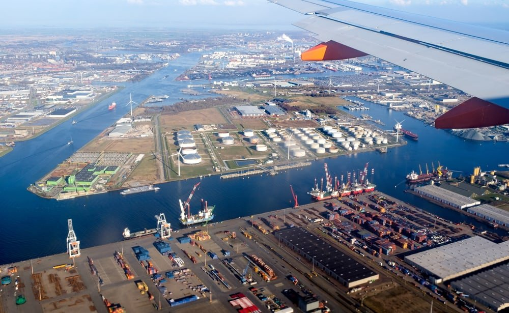 COVID-19, Energy Transition Hit Transshipment At Port Of Amsterdam