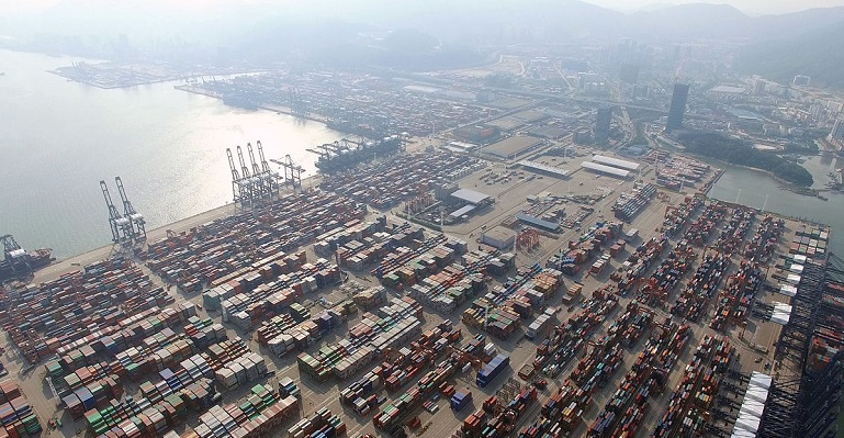 Yantian Container Terminal Passes 200m Teu Handled Since 1994 Opening