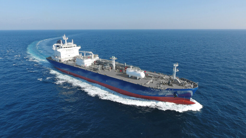 Hyundai Mipo Wins New LPG, Petrochemical Ship Orders