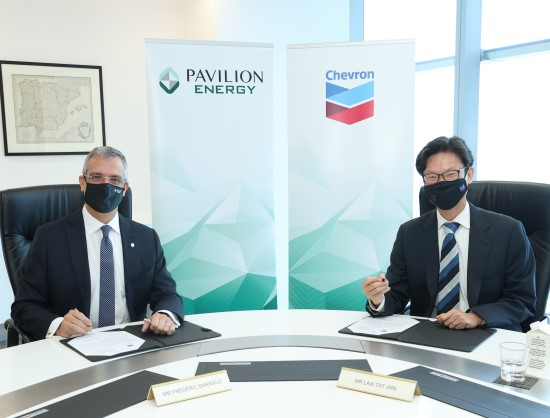 Pavilion Energy, Chevron Sign Six-Year LNG Supply Deal For Singapore