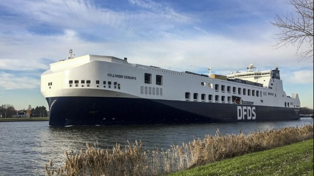 DFDS, Maersk Commit To Launch Of Europe's Largest Green Ammonia Plant