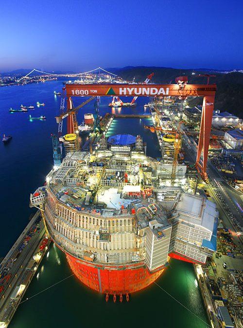 Hyundai Heavy IPO Plan Faces Feasibility Doubts
