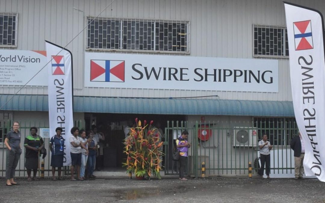 Swire Shipping Opens New Office In Lae Port, Papua New Guinea