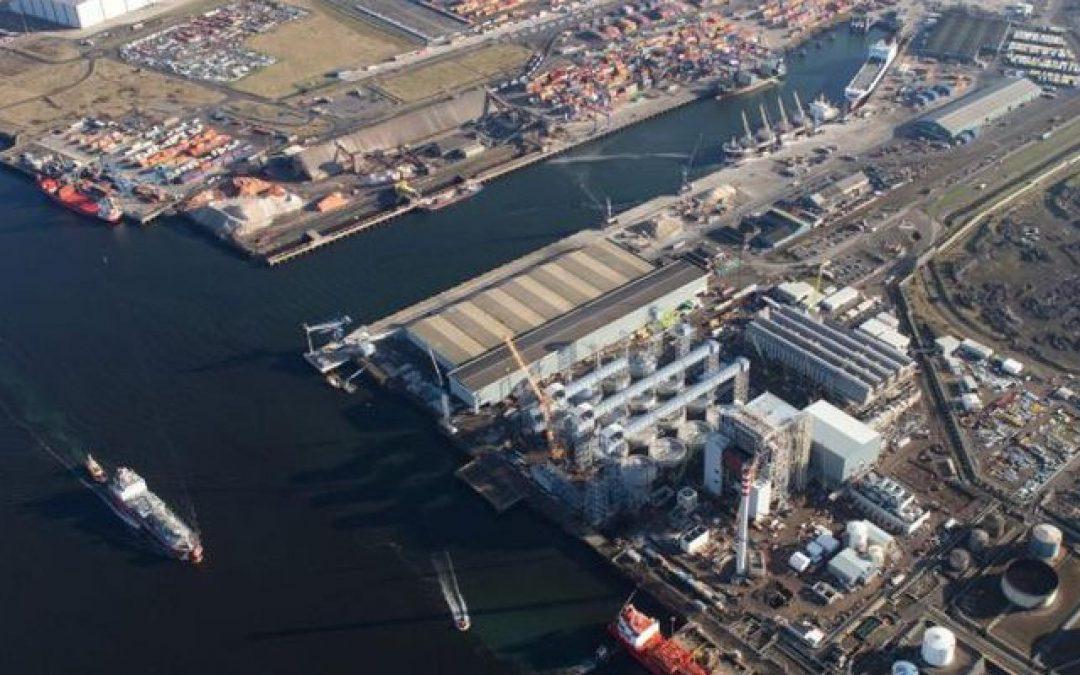 PD Ports, Port of Rotterdam Forge Digitalisation Partnership For Teesport