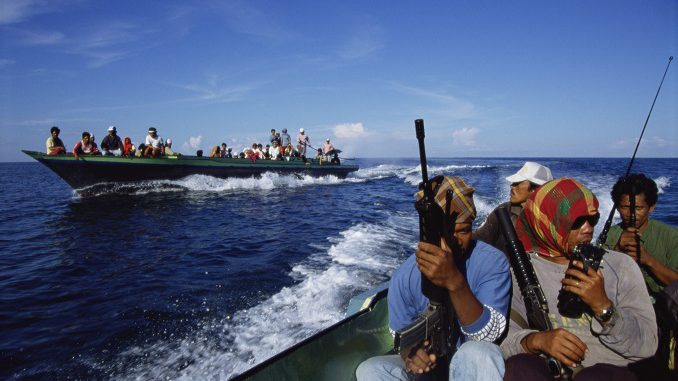 Shipping Industry Seeks Govt. Help To Deal With Piracy In Gulf of Guinea