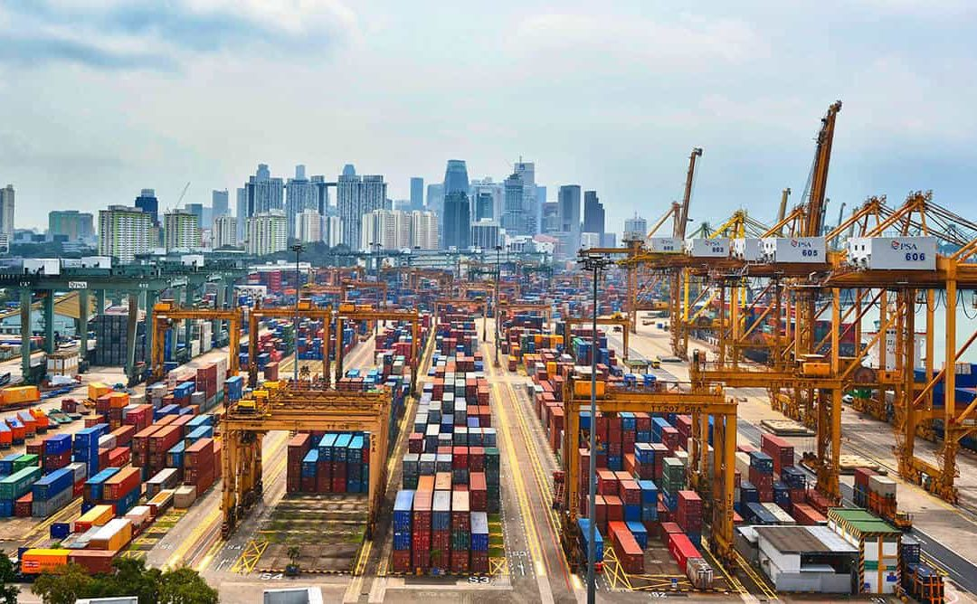 Crew Changes At Singapore Port Cross 100,000 Amid Covid-19