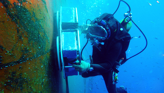 Global Hull Cleaning Standard to Ensure Safety and Sustainability