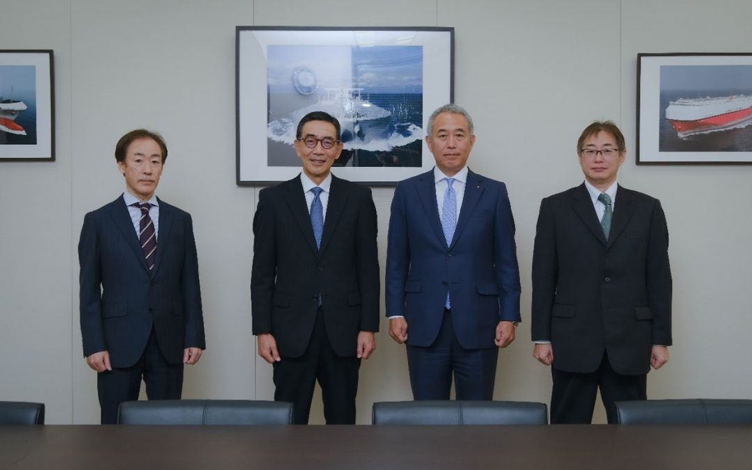 K Line To Expand Sharing Of Ship Operational Data