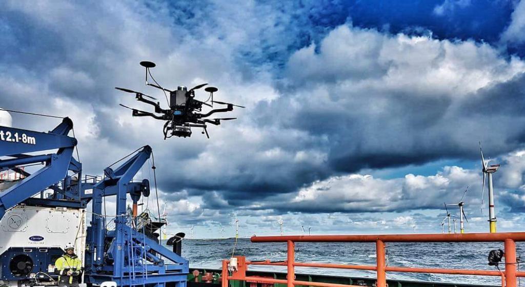 Port Of Antwerp Deploys Autonomous Drones To Maintain Safety