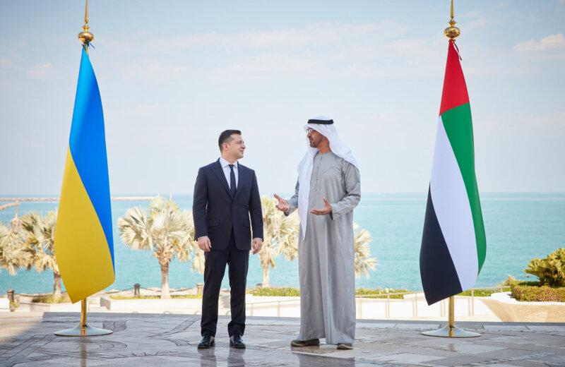 Zelensky Invites DP World To Invest In Ukrainian Ports