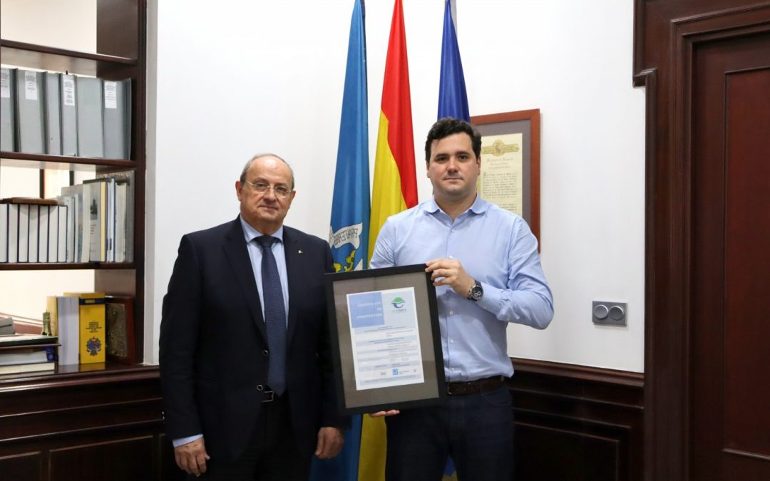 Melilla, Groningen Ports Renew PERS Certification