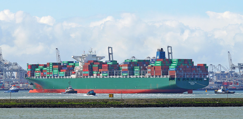 Seaspan Continues Ordering Spree With 8 More Boxships