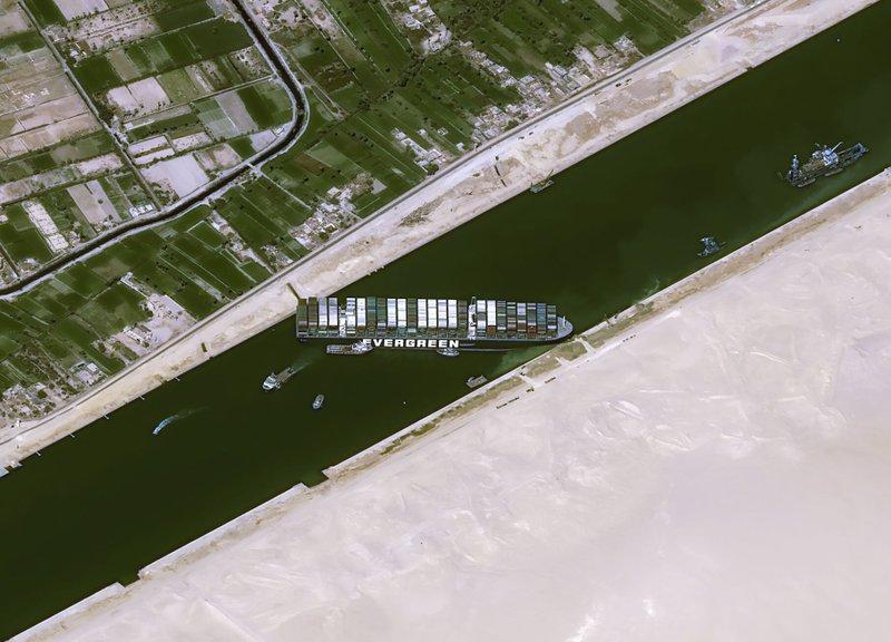 Suez Canal Ship Accident Delays Crude, Products Arbitrage Flows