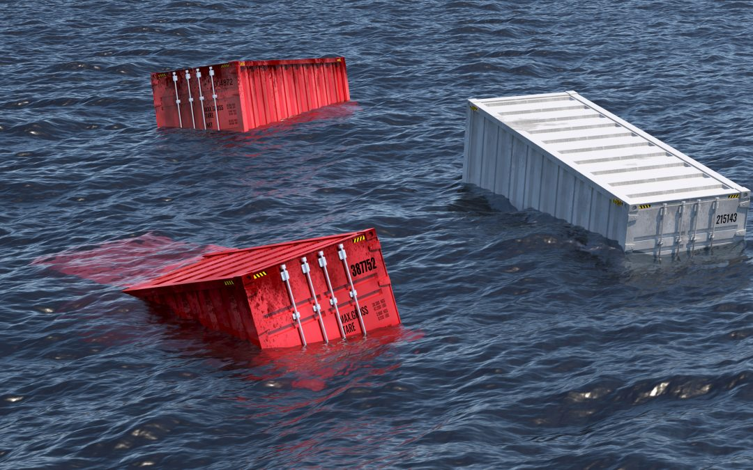 Container Stack Collapse Can Result In PTSD For Seafarers, Warns CSSS