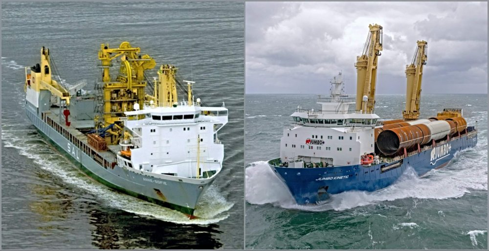SAL And Jumbo To Form Heavy Lift Joint Venture