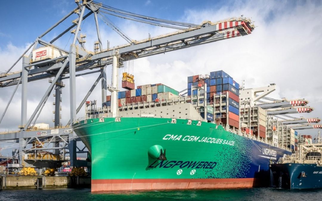 CMA CGM Reports 4% Reduction In Overall Emissions In 2020