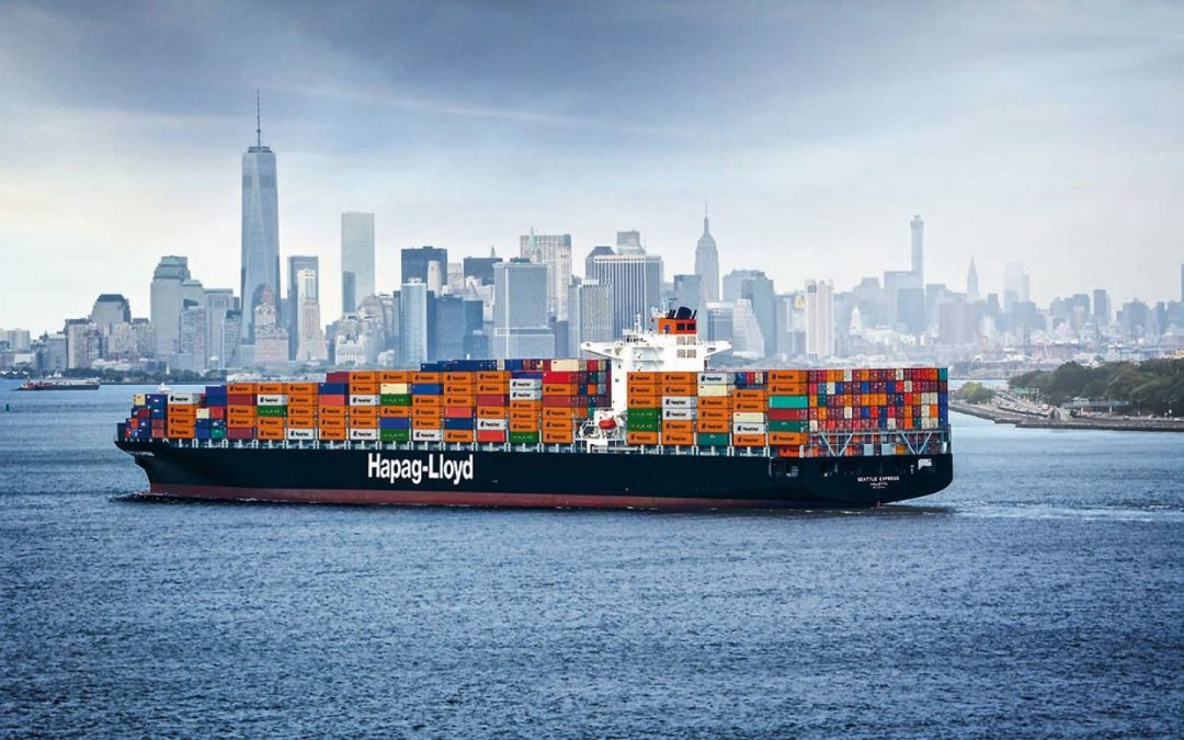 Hapag-Lloyd Continues Container Consolidation With NileDutch Acquisition