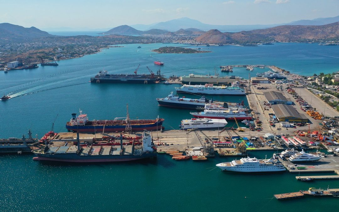 Cosco And PPA Disagreement Over Piraeus Shipyard Facilities