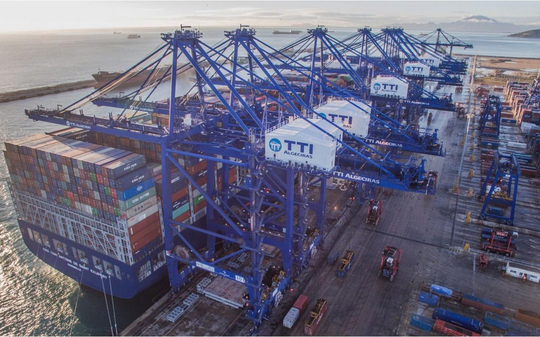 CMA CGM Completes Deal To Buy A Stake In Algeciras Container Terminal