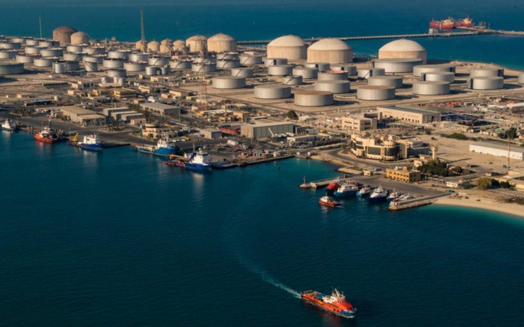 Houthis Attack Key Saudi Aramco Oil Port