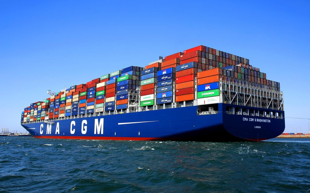CMA CGM Expands China Inland Services