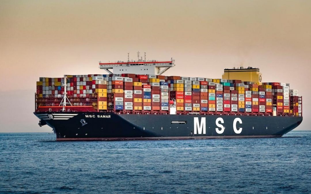 MSC Carries A Record 1.9m Reefer Containers In 2020