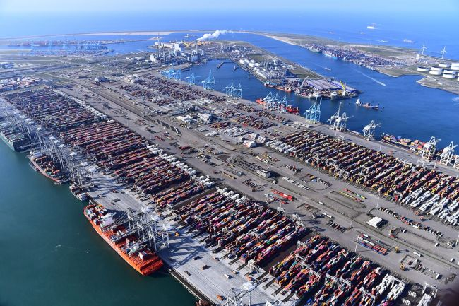 Port Of Corpus Christi, Port Of Rotterdam Join Forces