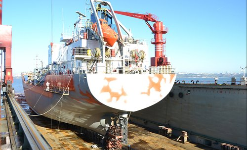 Ship Repair Sector Returns to Normalcy