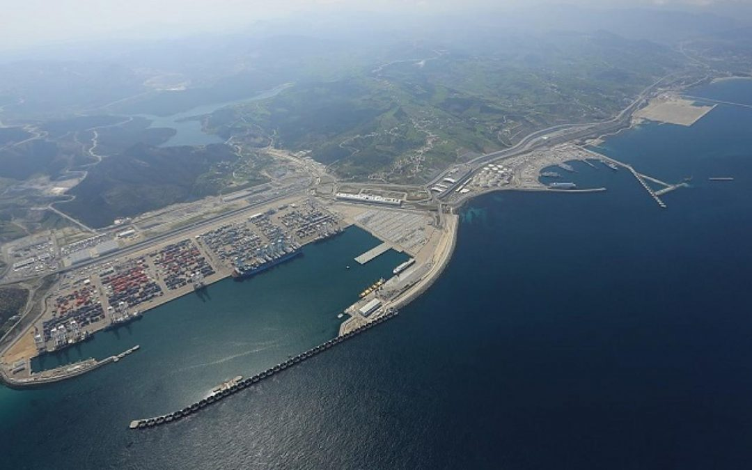 Tangier Med Takes Mediterranean Top Container Port Crown In 2020