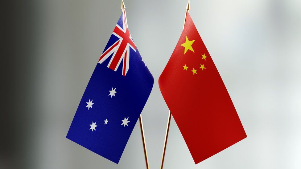 Australia Cancels Belt And Road Deals; China Warns Of Further Damage To Ties