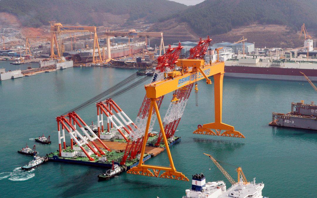 Korean Shipbuilders' Revival