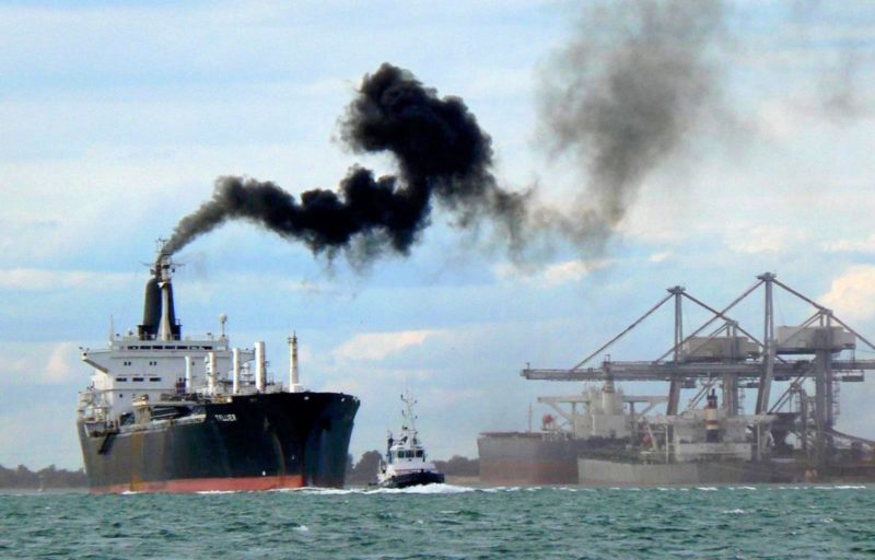 IMO's GMN Project Extended To Help Developing Countries Curb GHG Emissions