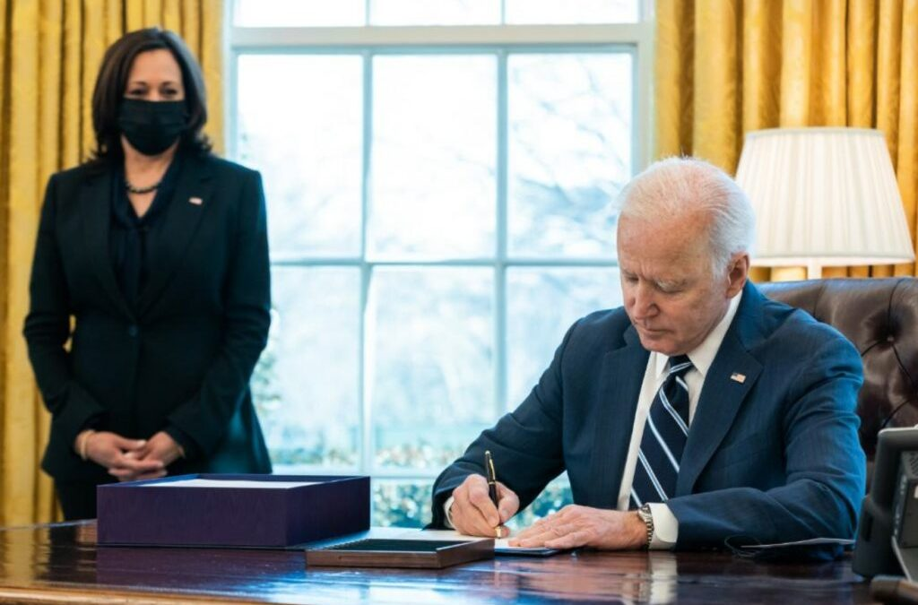 Biden Appoints New Chair Of Federal Maritime Commission