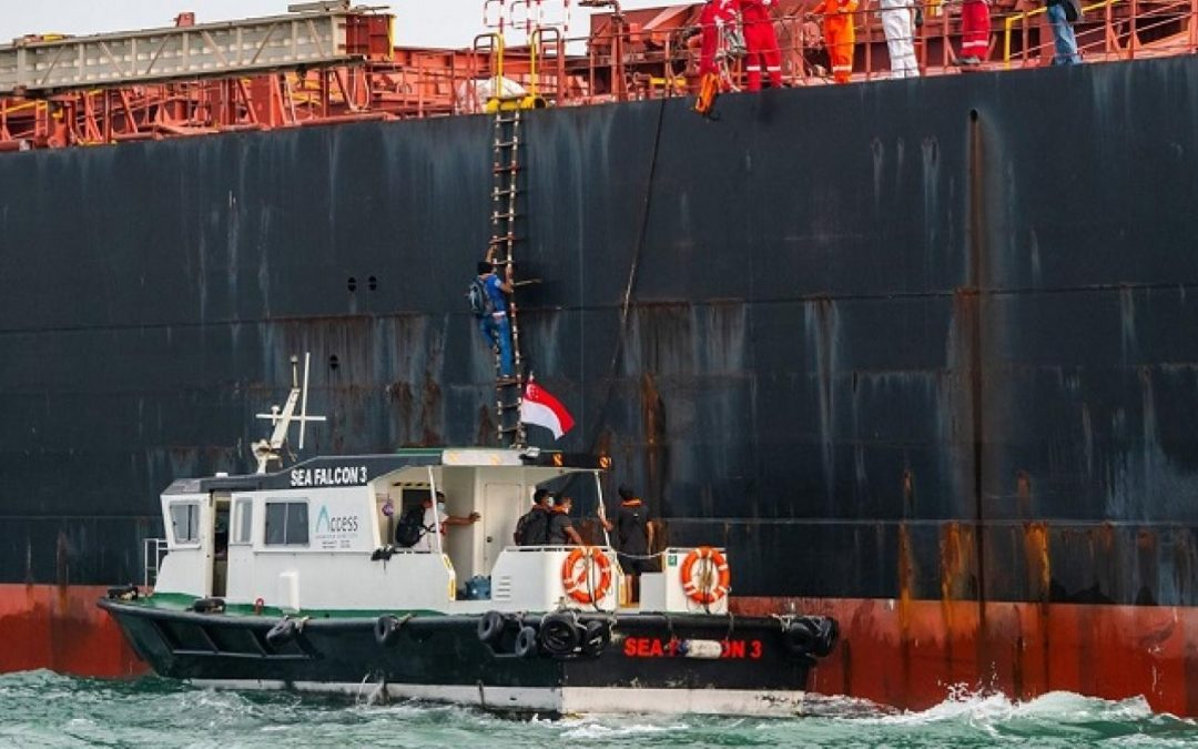 Crew Changes In Chile Continue In Spite Border Closure Extension