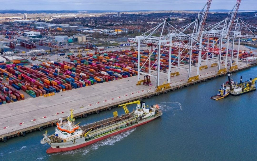DP World To Upgrade Southampton Facility Ahead Of Freeport Status