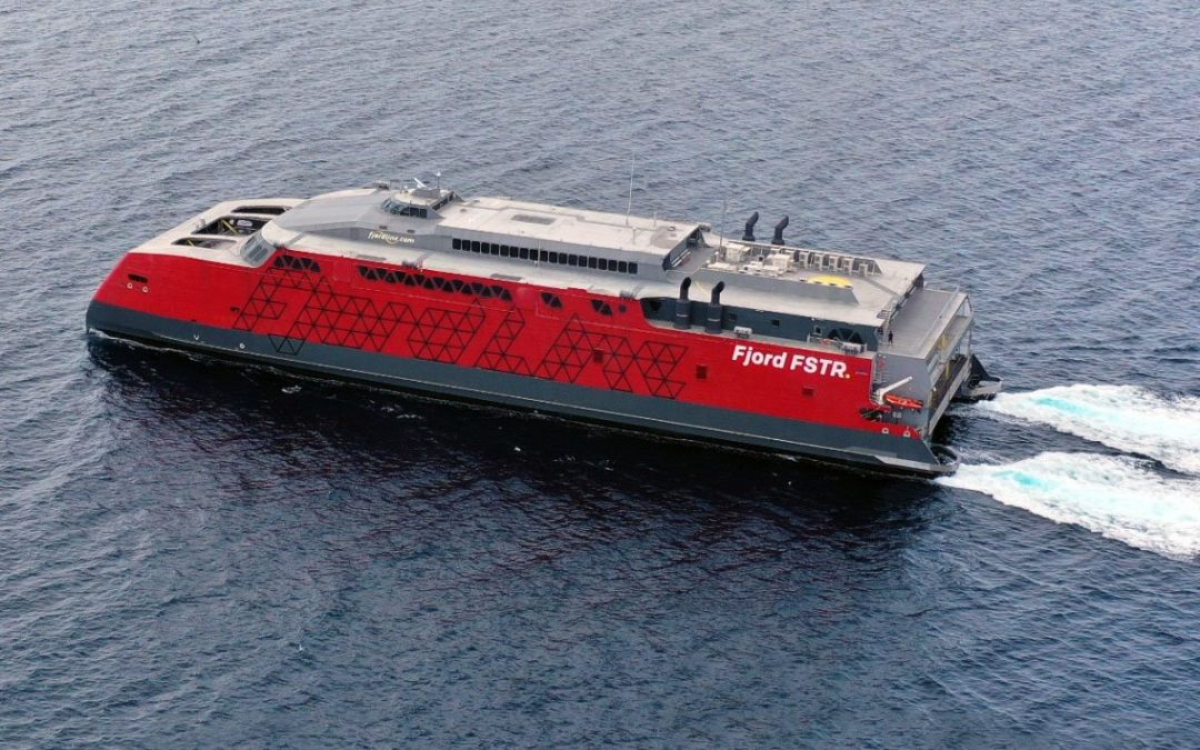 Fjord Line And Telenor Maritime Extend Their Long-Standing Partnership