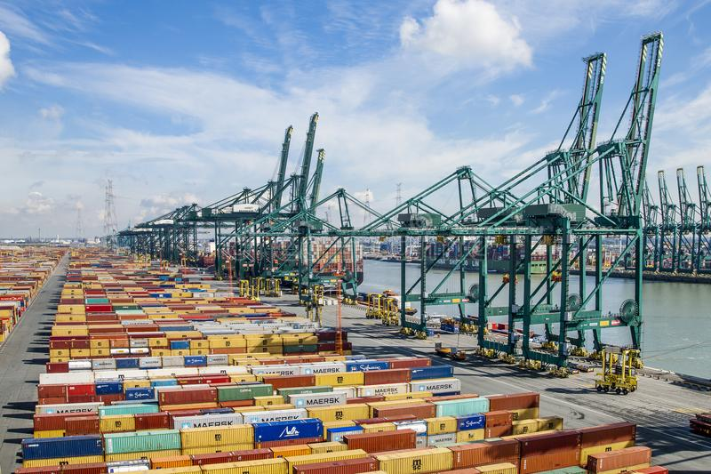 Port Of Antwerp Holds Its Own In Q1 Despite Brexit And Coronavirus Crisis