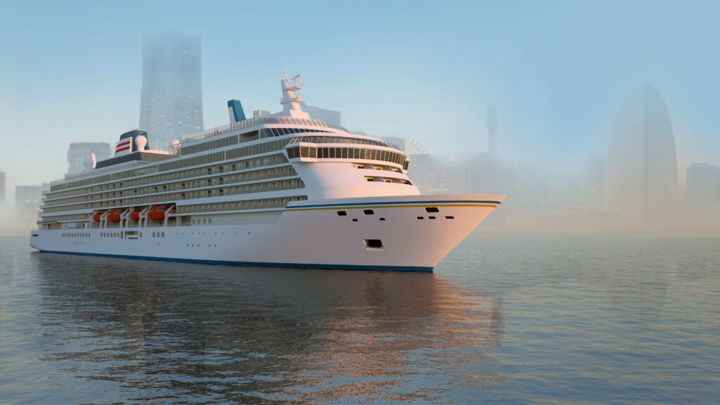 Meyer Werft Wins Rare Cruise Ship Order From Japan