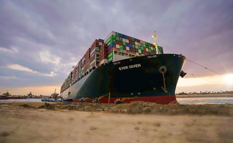 Egypt To Seek Over $1 Billion In Compensation For Suez Blockage