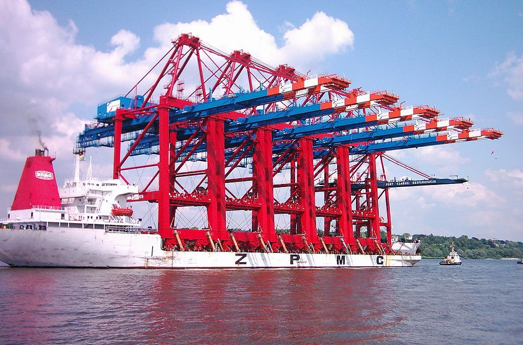 ZPMC Wins Port Equipment Contract From PTP In Malaysia