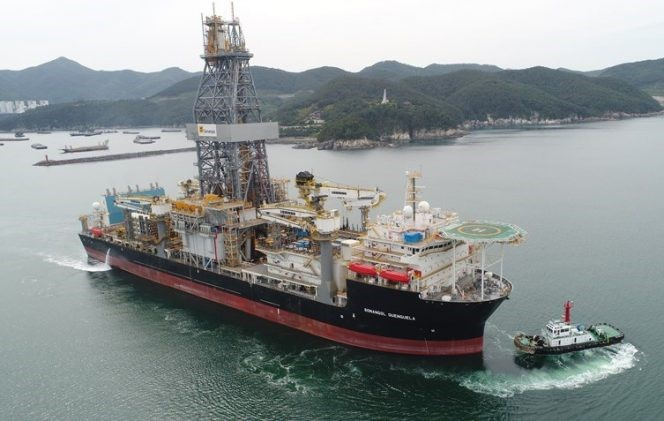 Seadrill JV Lands 12-Well Drillship Contract In Angola