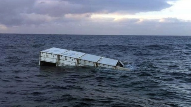 IMO Safety Committee Addresses Reporting For Containers Lost At Sea