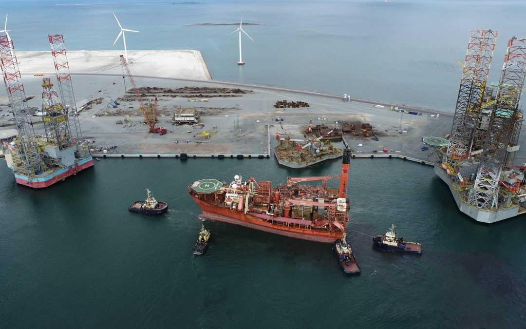 After 21 Years In North Sea, Petrojarl Banff FPSO Ready For Recycling