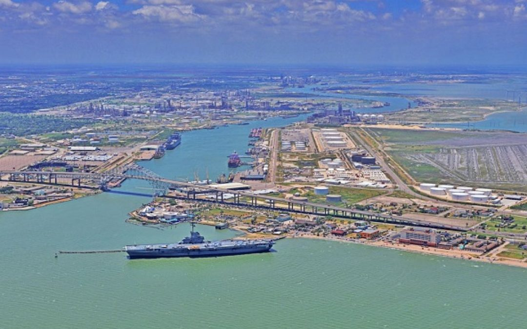 Port Of Corpus Christi And Stabilis Solutions In LNG Fuel Infrastructure Agreement