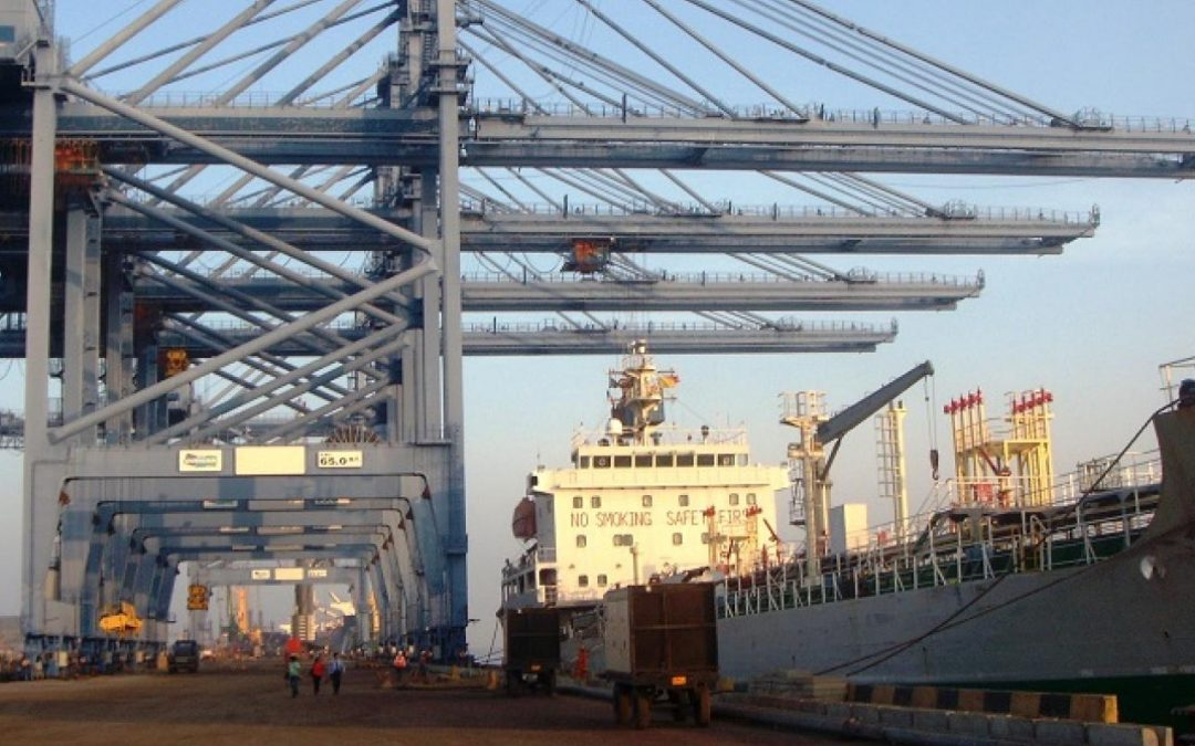 Indian Ports Battle On During Deadly Covid Second Wave