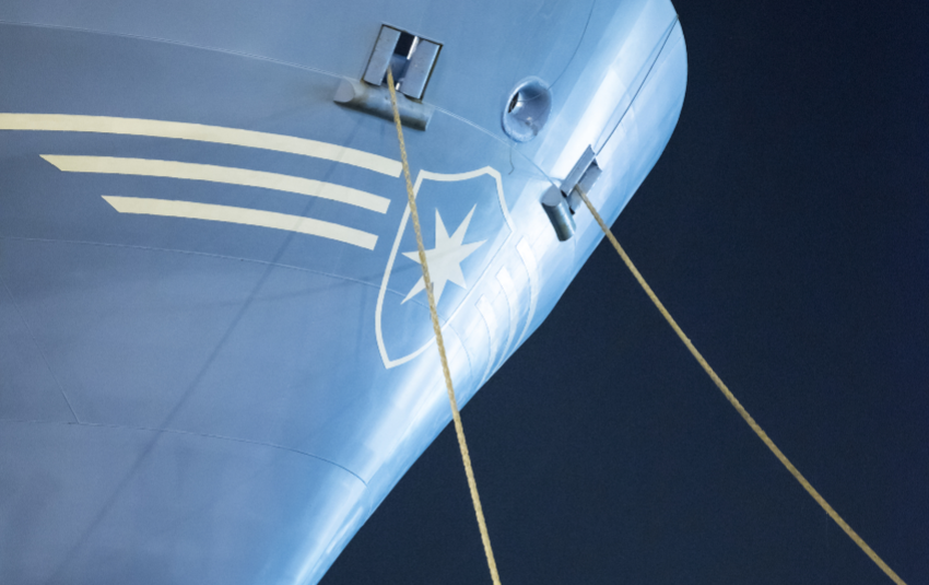 Maersk Reports Record Profit Amid High Freight Rates
