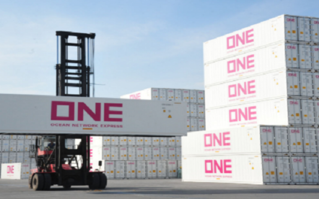 ONE Orders 27,500 Reefer Containers