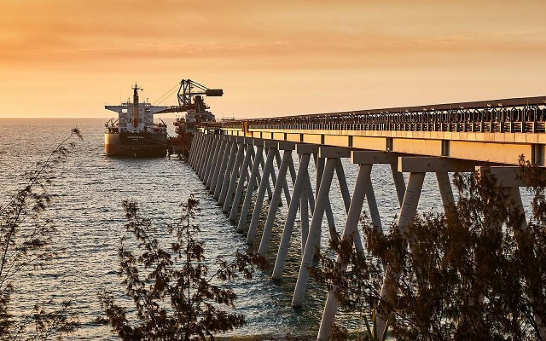 EPS In Charter Deal With Rio Tinto For LNG-Powered Bulkers